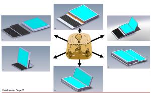 Dell Convertible Concepts diagram